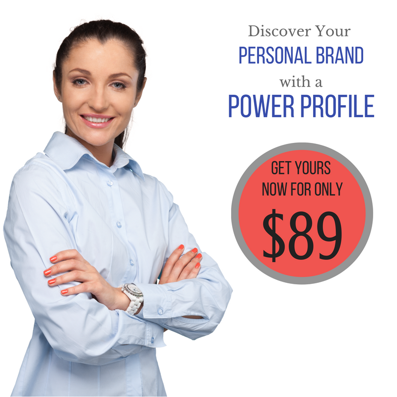 Personal Brand Power Profile