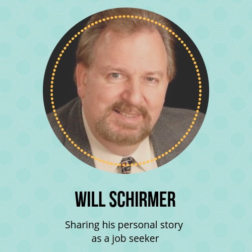 Keeping Motivated : A Jobseeker's Personal Story with Will Schirmer